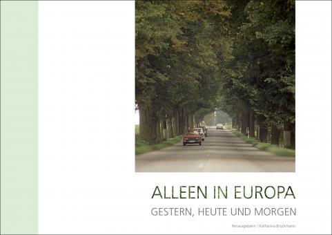 Buch: Alleen in Europa - Gestern, heute und morgen