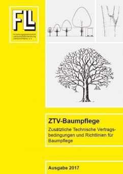 Broschüre: ZTV-Baumpflege, Ausgabe 2017 (FLL)